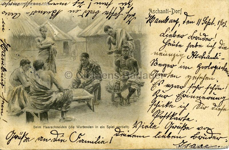 1903 Aschanti-Dorf 1