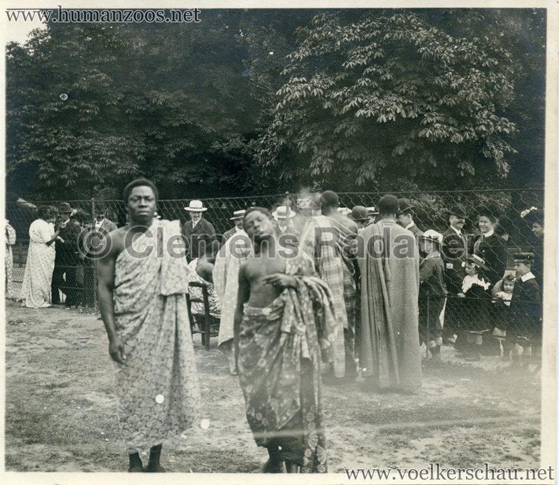 1903 Les Achantis Jardin d'Acclimatation FOTO 1