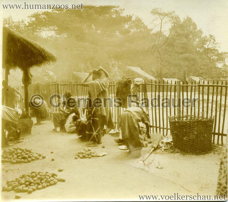 1903 Les Achantis Jardin d'Acclimatation FOTO 2