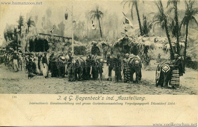 1904 Internationale Kunst- u. Gartenbau-Ausstellung Düsseldorf - 116