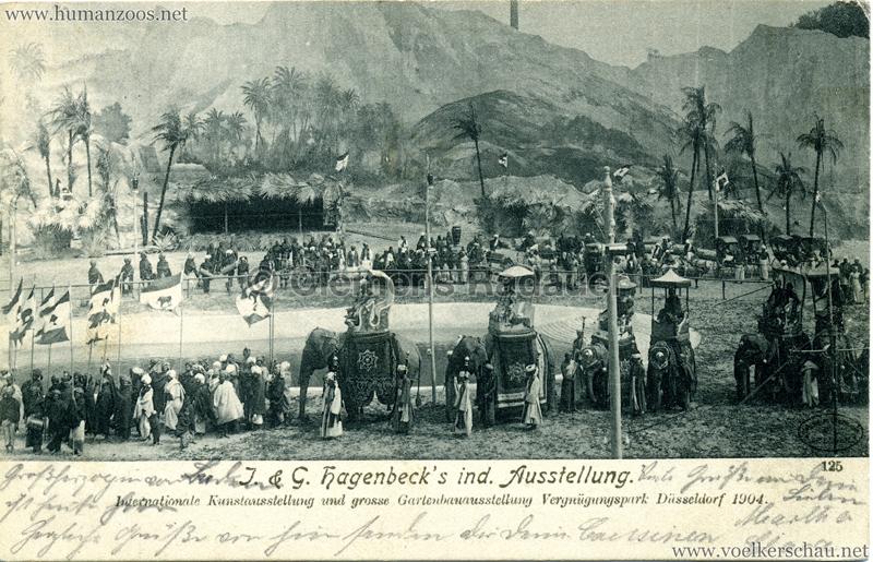 1904 kunst u gartenbau ausstellung d sseldorf human zoos - Badezimmer ausstellung dusseldorf ...