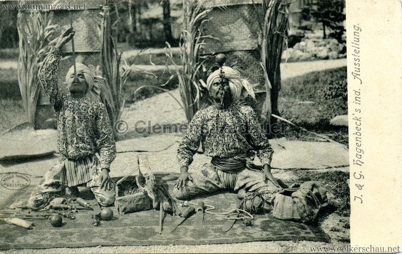 1904 J. & G. Hagenbeck's ind. Ausstellung 5