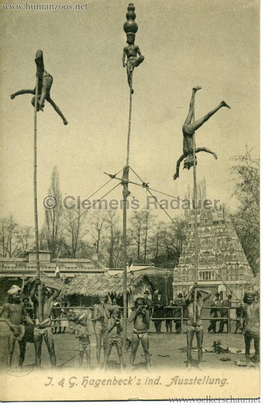 1904 J. & G. Hagenbeck's ind. Ausstellung 8