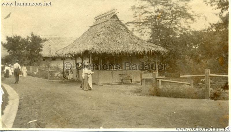 1904 St. Louis World's Fair - Philippine Exhibition Foto 1