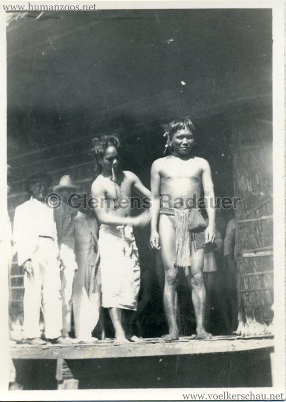 1904 St. Louis World's Fair - Philippine Exhibition - Igorot Trip 1