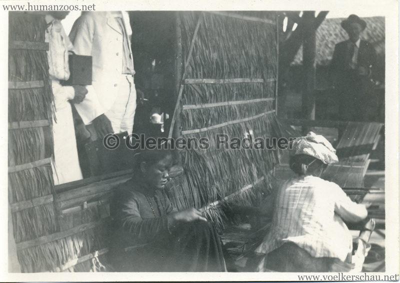 1904 St. Louis World's Fair - Philippine Exhibition - Igorot Trip 2