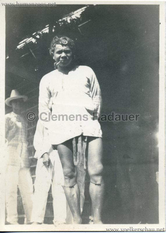 1904 St. Louis World's Fair - Philippine Exhibition - Igorot Trip 3