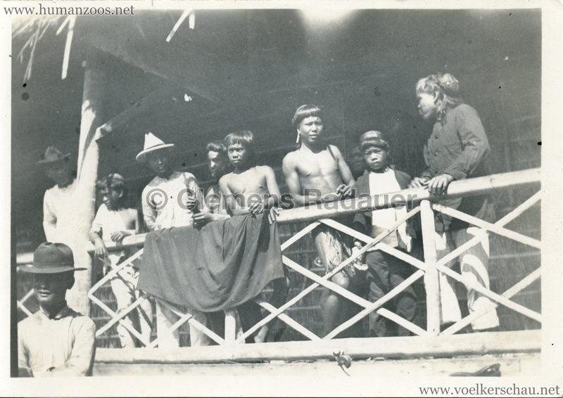 1904 St. Louis World's Fair - Philippine Exhibition - Igorot Trip 4