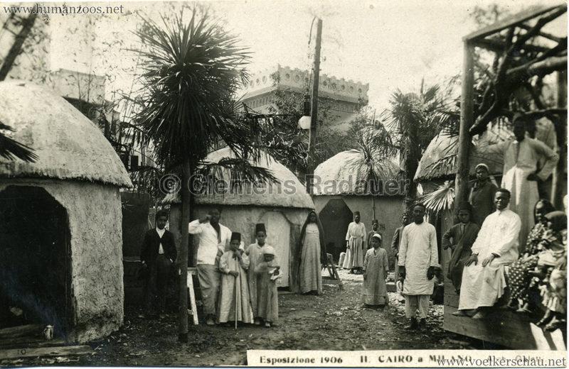 1906 Esposizione - Il Cairo a Milano 10