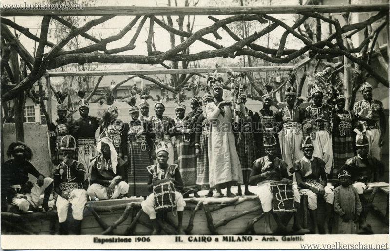 1906 Esposizione - Il Cairo a Milano 12