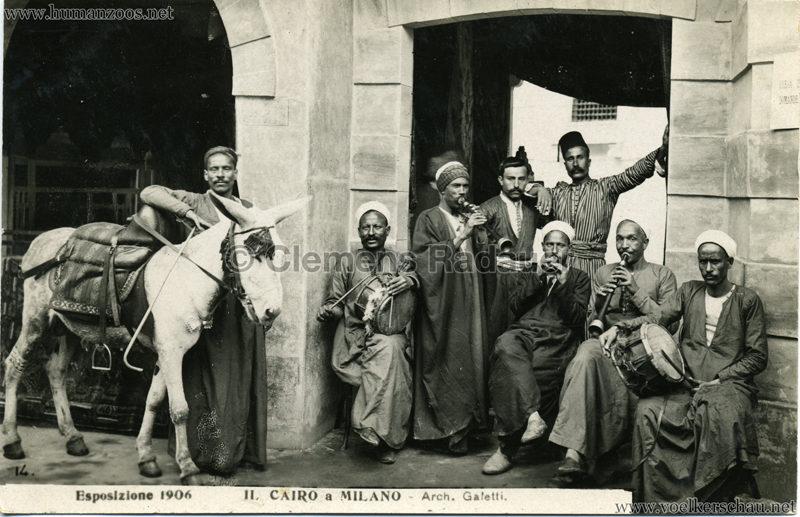 1906 Esposizione - Il Cairo a Milano 14