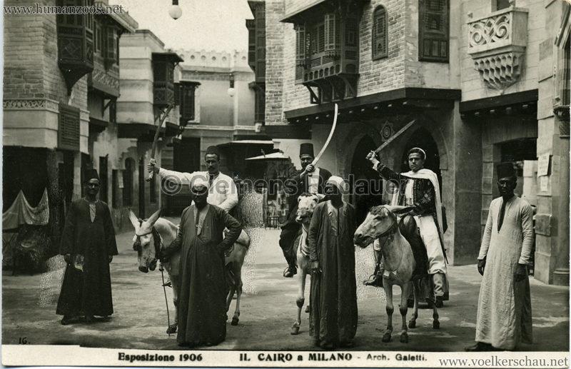 1906 Esposizione - Il Cairo a Milano 16