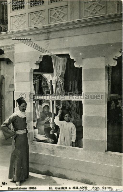 1906 Esposizione - Il Cairo a Milano 19