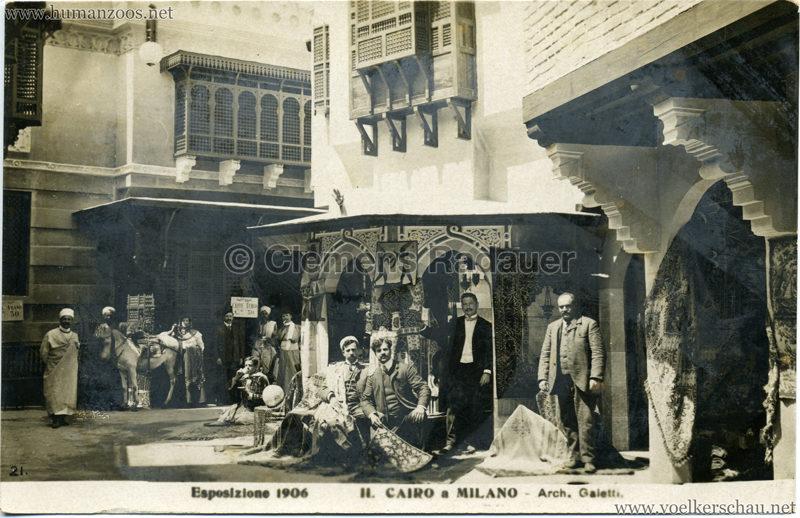 1906 Esposizione - Il Cairo a Milano 21