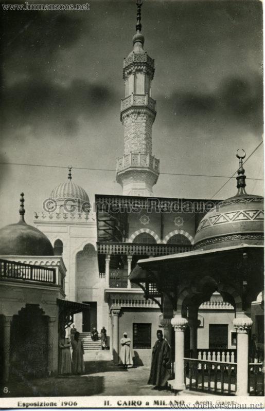 1906 Esposizione - Il Cairo a Milano 8