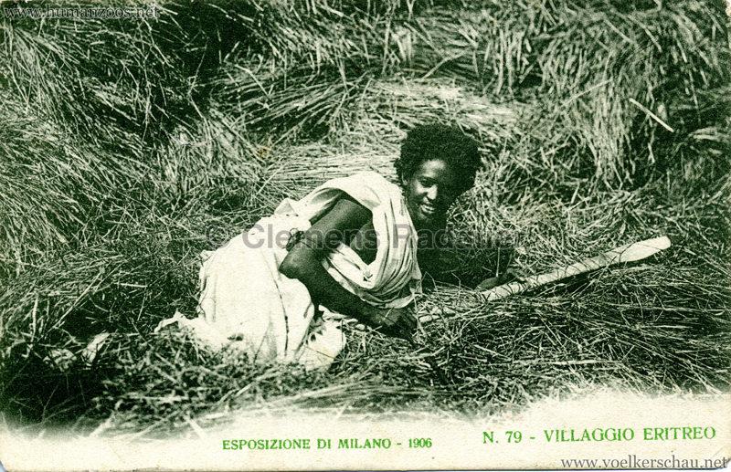 1906 Esposizione - Villaggio Eritreo 79