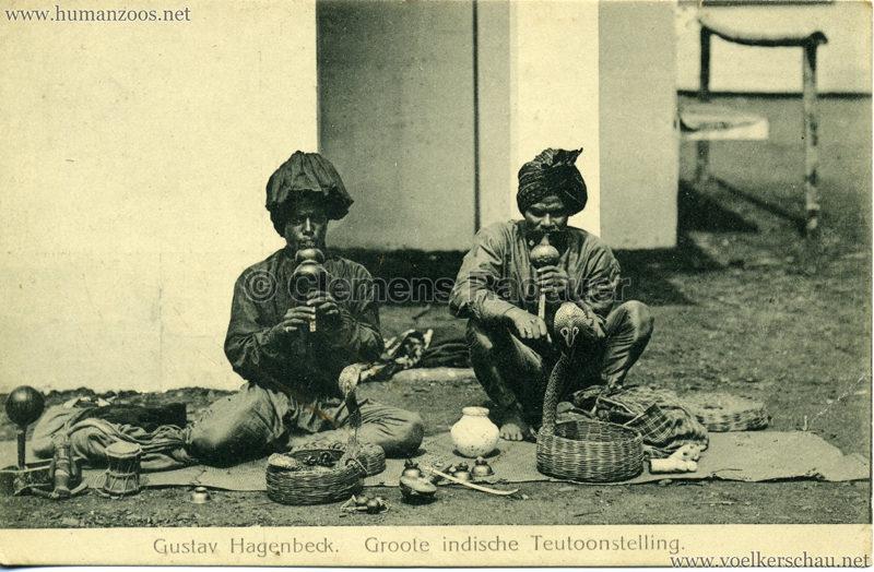 1906 Gustav Hagenbeck. Groote indische Teutoonstelling 16