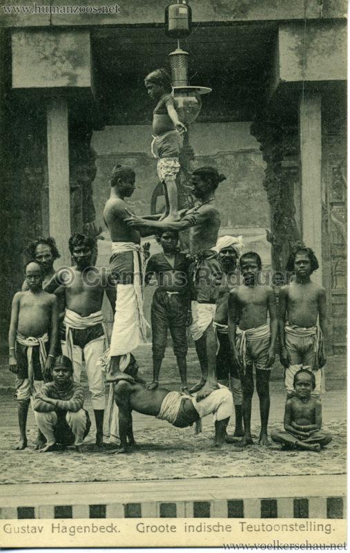 1906 Gustav Hagenbeck. Groote indische Teutoonstelling 17