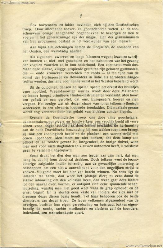 1906 Gustav Hagenbeck. Groote indische Teutoonstelling 7