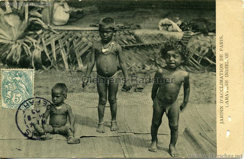 1906 Jardin d'Acclimatation - Caravane Indienne 20