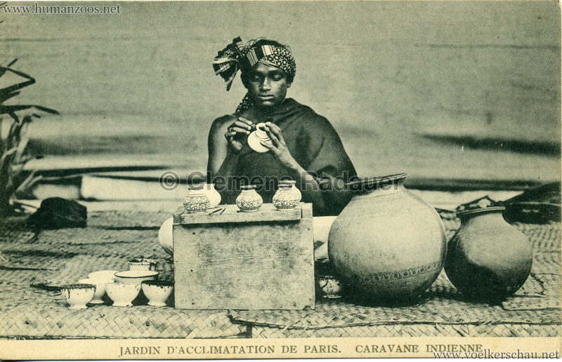 1906 Jardin d'Acclimatation - Caravane Indienne 12