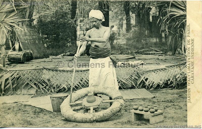 1906 Jardin d'Acclimatation - Caravane Indienne 11