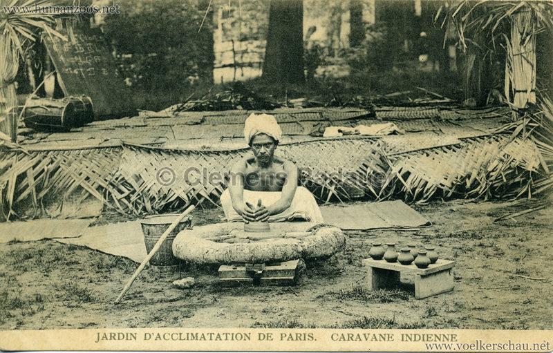 1906 Jardin d'Acclimatation - Caravane Indienne 10