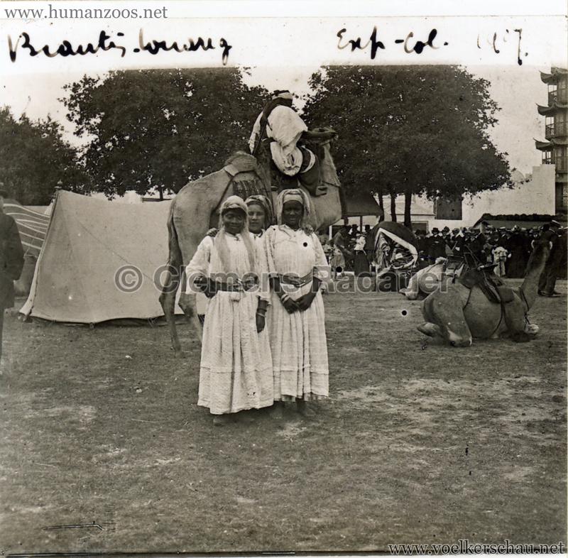1907 Exposition Coloniale Paris, Bois de Vincennes 1