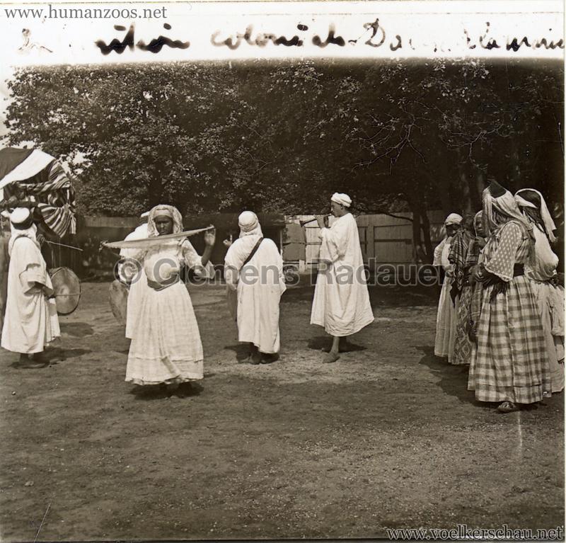 1907 Exposition Coloniale Paris, Bois de Vincennes 2