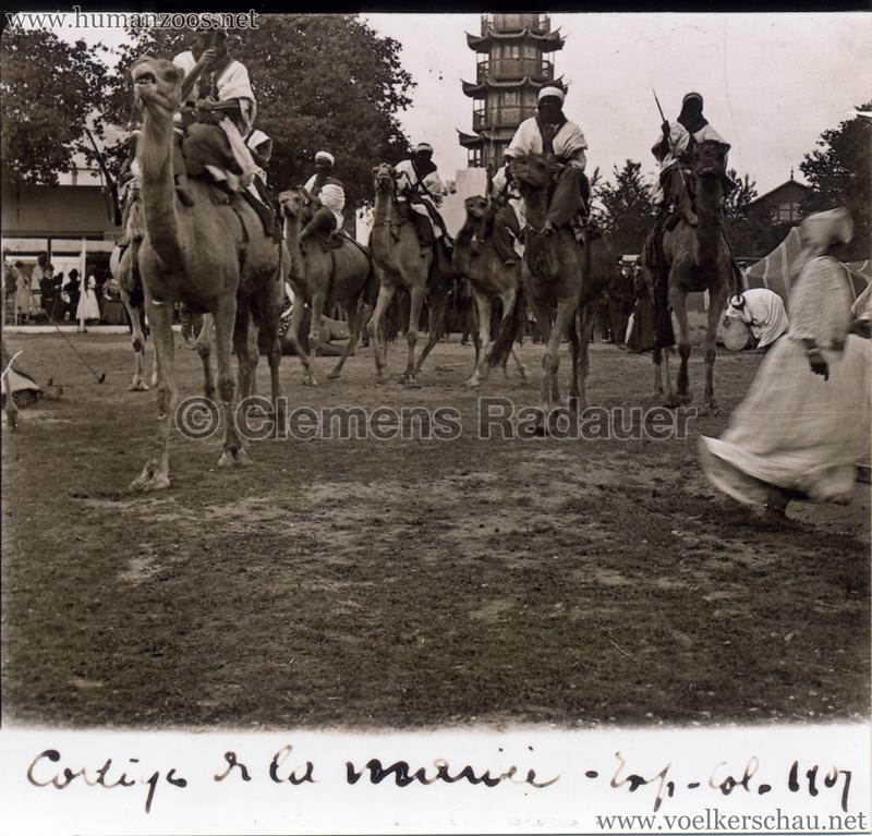 1907 Exposition Coloniale Paris, Bois de Vincennes 4