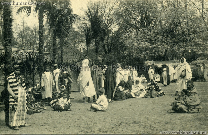 1910 Carl Marquardt's Schaustellung