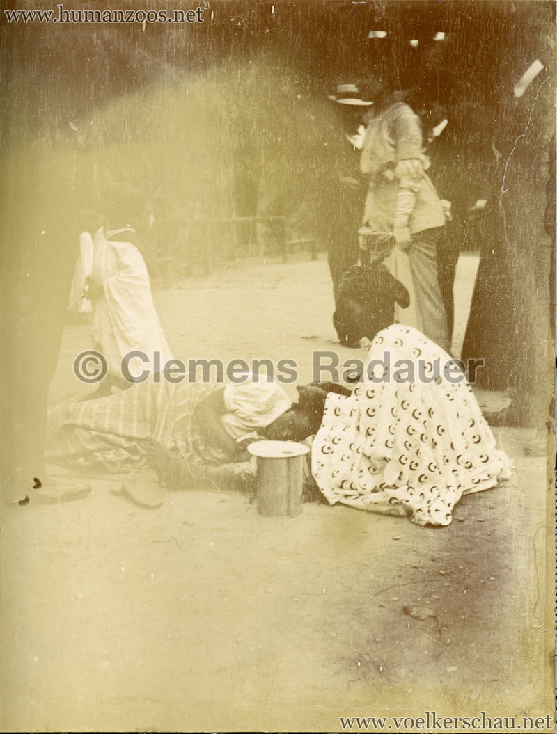 1910 L'Afrique Mystérieuse - Jardin d'Acclimatation - Foto 2