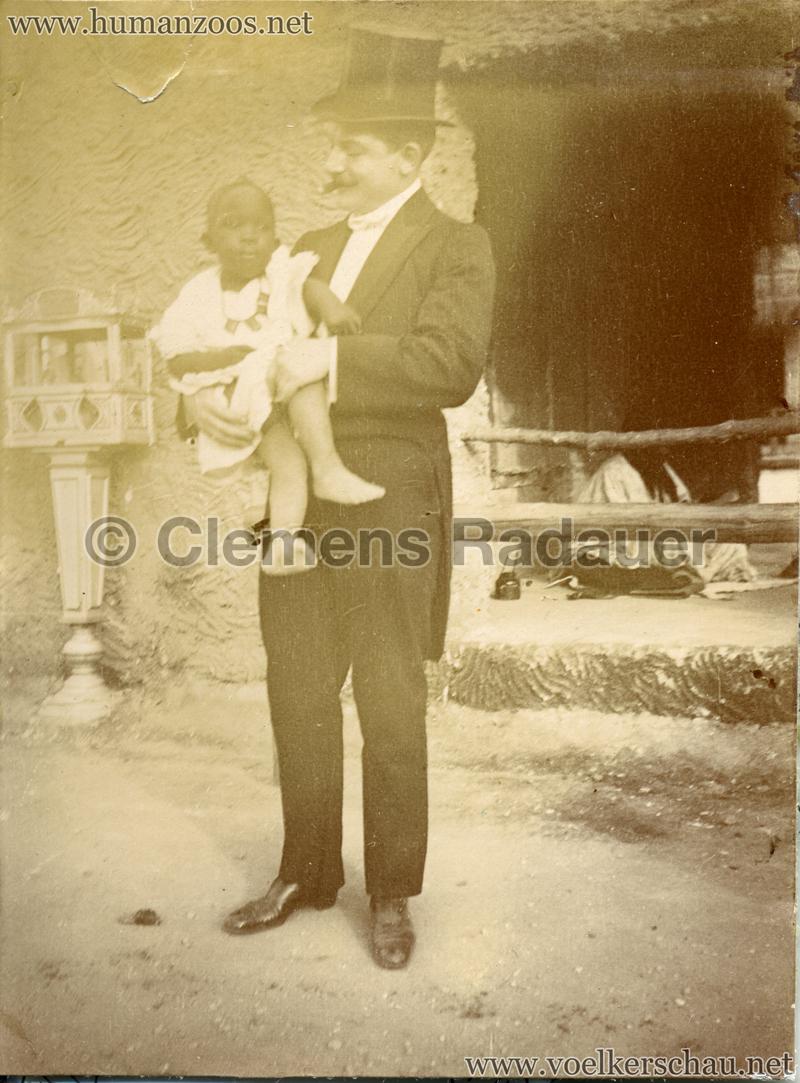 1910 L'Afrique Mystérieuse - Jardin d'Acclimatation - Foto 3