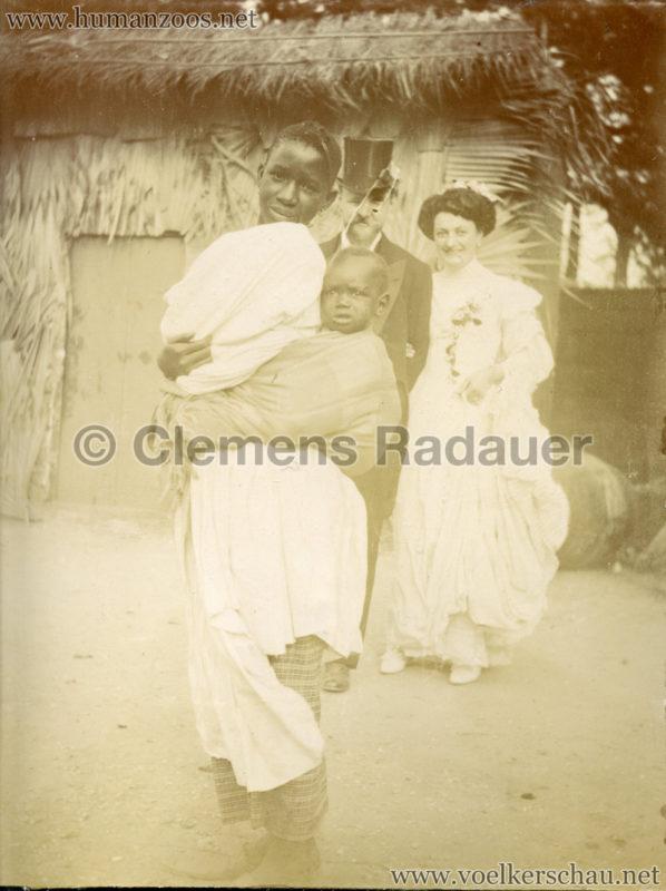 1910 L'Afrique Mystérieuse - Jardin d'Acclimatation - Foto 4