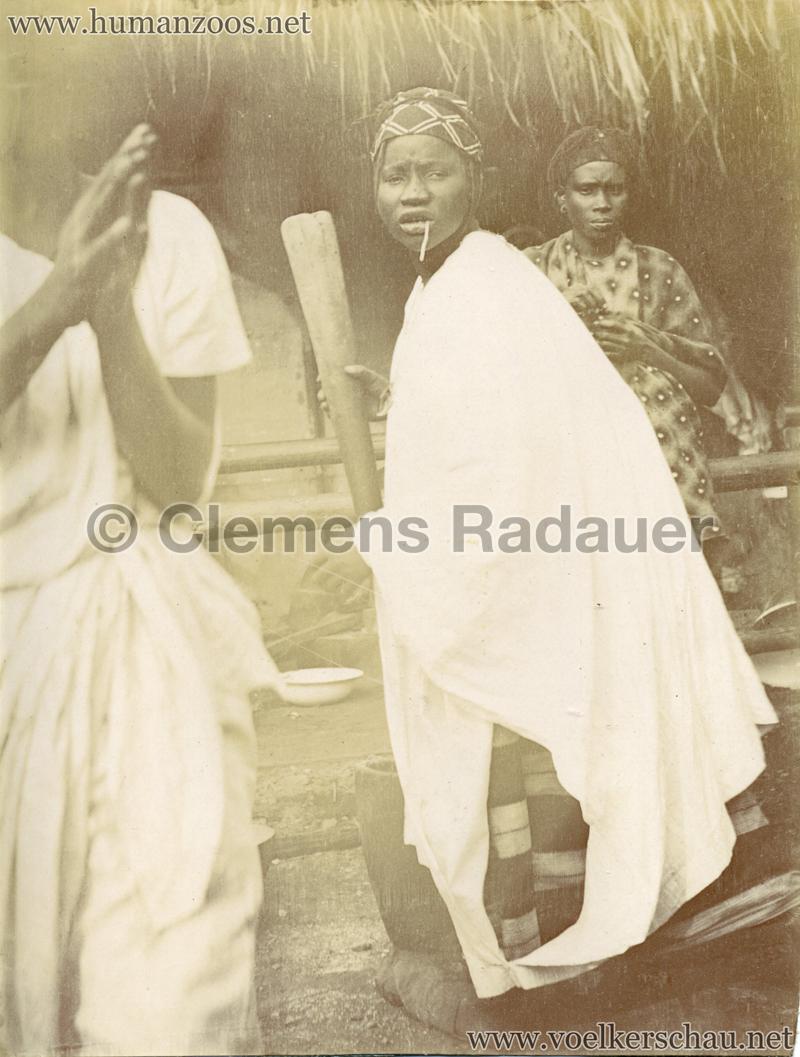 1910 L'Afrique Mystérieuse - Jardin d'Acclimatation - Foto 5