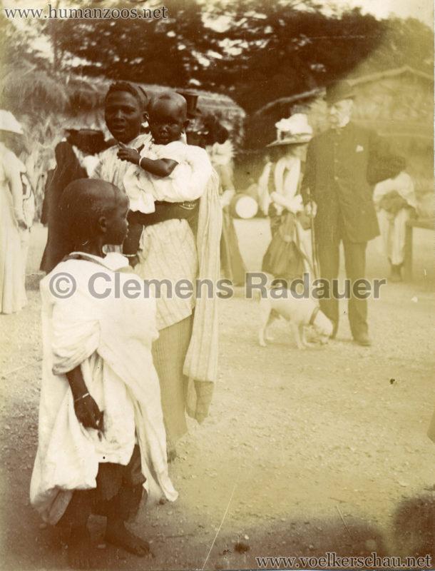 1910 L'Afrique Mystérieuse - Jardin d'Acclimatation - Foto 6