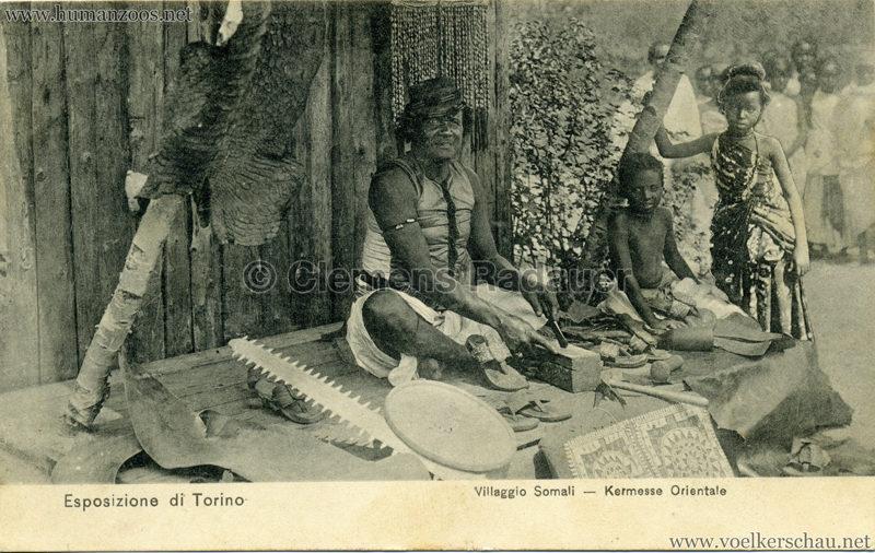 1911 Esposizione di Torino - Villaggio Somali - Kermesse Orientale 2