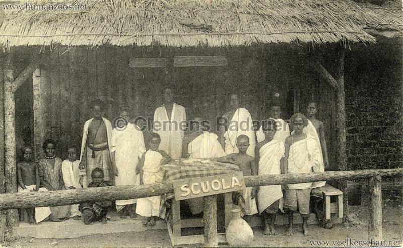 1911 Esposizione di Torino - Villaggio Somali - Kermesse Orientale 3