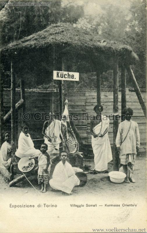 1911 Esposizione di Torino - Villaggio Somali - Kermesse Orientale 5