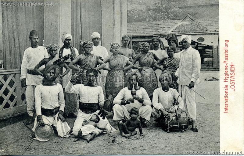 1911 Internationale Hygieneausstellung Dresden - Ostasien