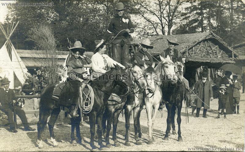 1911 (?) Village de Peaux-Rouges FOTO