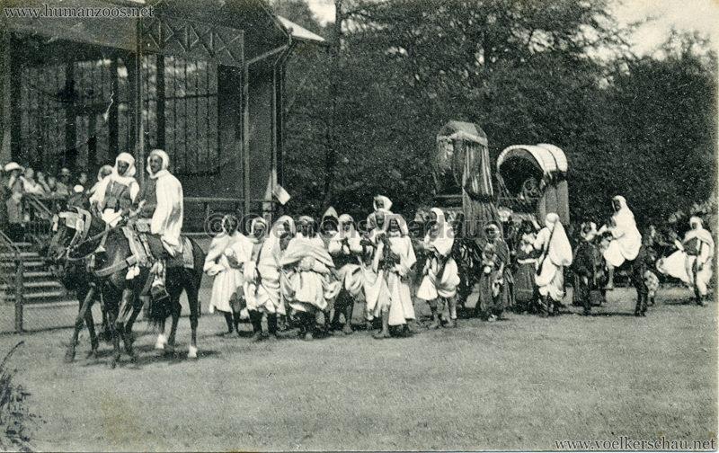 1912 Marquardt's Beduinen-Karawane 12. Der Hochzeitszug VS