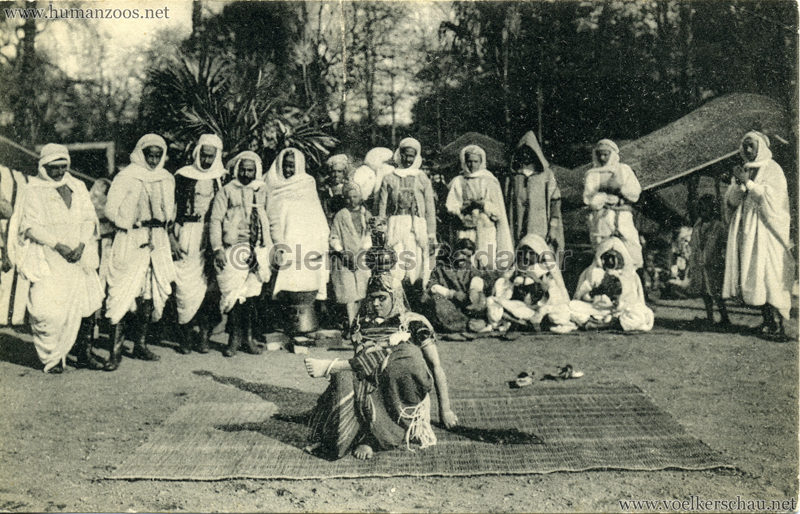 1912 Marquardt's Beduinen-Karawane 3. Krugtänzerin