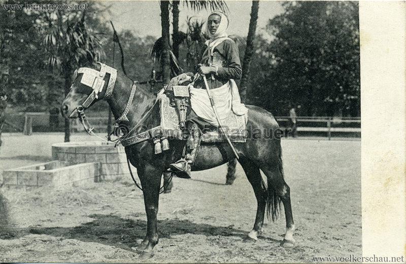 1912 Marquardt's Beduinen-Karawane 7. Scheich Mohammed ben Aissa