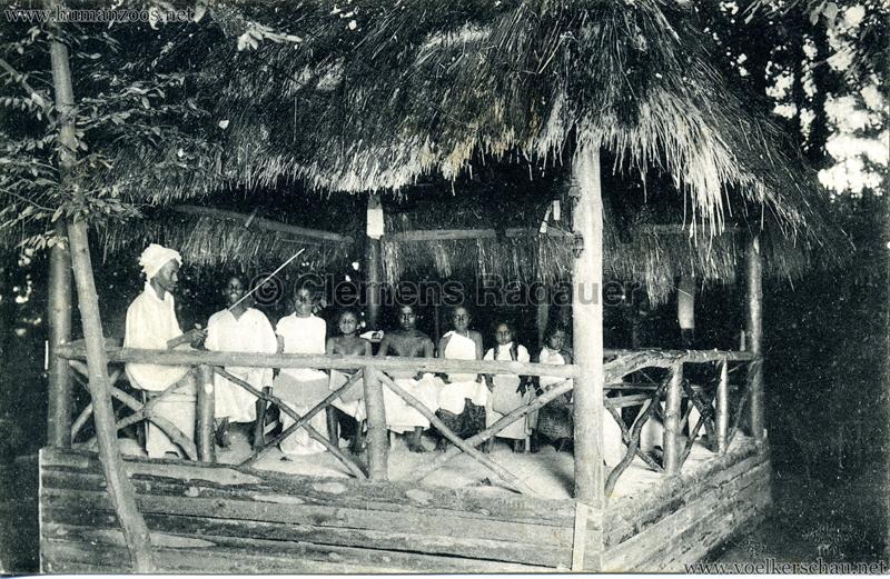 1912 Somali-Dorf 4