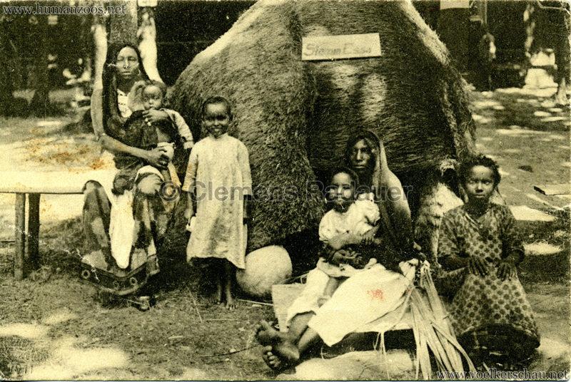 1912 Somali-Dorf 2