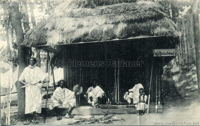 1912 Somali-Dorf 5