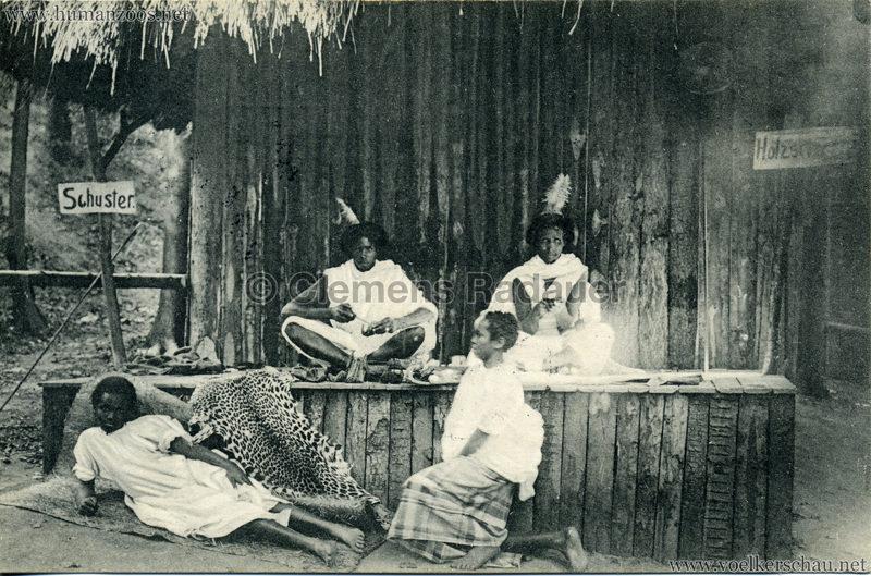1912 Somali-Dorf 6