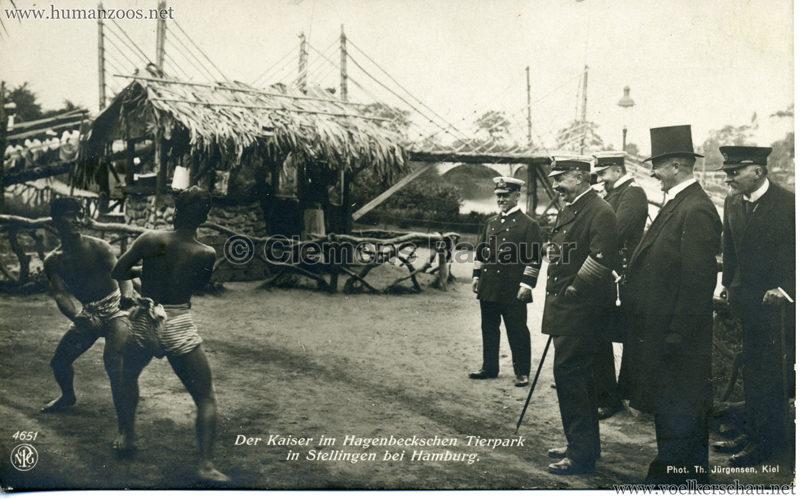 1913 Völkerschau Birma (Hagenbeck) - 4651
