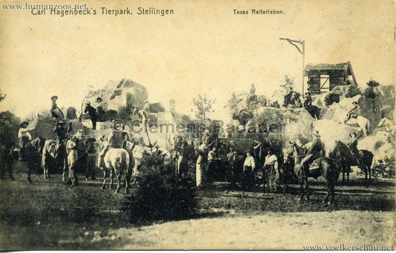 1916 Texas Reiterleben - Texas Reiterleben 1